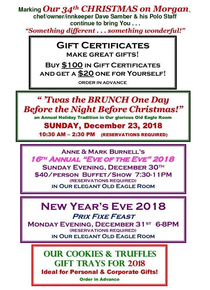 Polo Inn Holiday flyer 2018 PDF